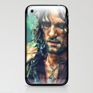 iPhone & iPod Skin featuring Elessar by Alice X. Zhang