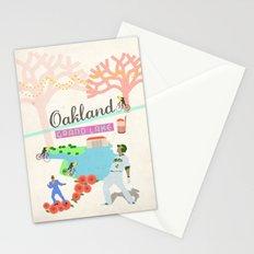 Oakland Stationery Cards