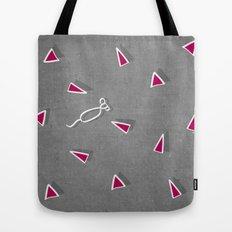 Concrete & Mice Tote Bag