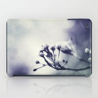 Spring in Black and White III iPad Case