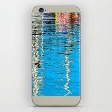 Harbor Watercolors iPhone & iPod Skin