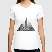 city T-shirts featuring New York City by Studio Laura Campanella