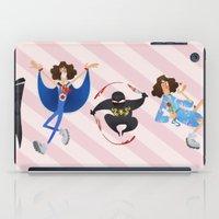 Ninja Sex Party iPad Case