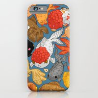For The Love Of Goldfish iPhone 6 Slim Case
