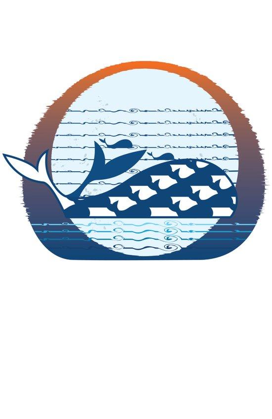 Whale Migration Art Print