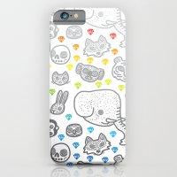 Hypno Animals iPhone 6 Slim Case