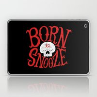 Born to Snooze Laptop & iPad Skin