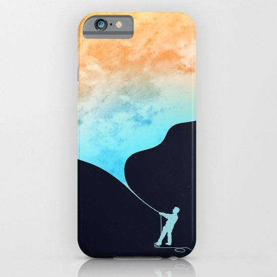 Day fills up the sky iPhone & iPod Case