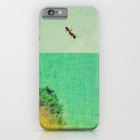iPhone & iPod Case featuring ant by Laura Moctezuma