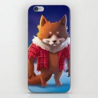 Little Werewolf iPhone & iPod Skin
