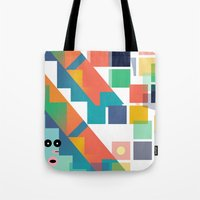 Gumby Does LSD Tote Bag