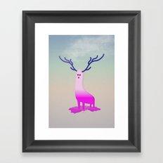 s c o r n u t o Framed Art Print