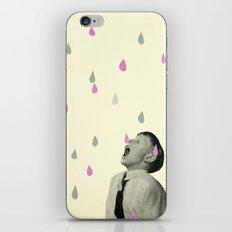 Taste the Rain iPhone & iPod Skin