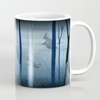 Witches Flying Low Throu… Mug