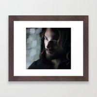 Capt. Ichabod Crane Framed Art Print