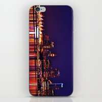 this city, these streets iPhone & iPod Skin