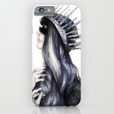 Ice Queen // Fashion Illustration Slim Case iPhone 6s