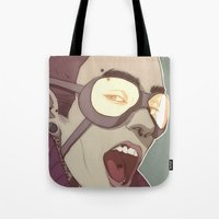 sunlighthurtsmyeyes Tote Bag