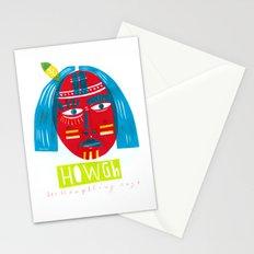 H O W G H  Stationery Cards