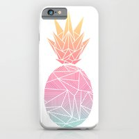 Beeniks Rays Pineapple iPhone 6 Slim Case