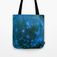 Coral Tote Bag