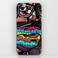 Bass Brothers Album cover  iPhone & iPod Skin