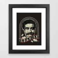 Cocaine Framed Art Print
