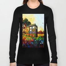 tardis A Beauty Long Sleeve T-shirt