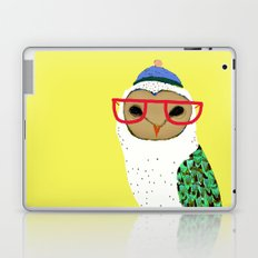 I Love Owls Laptop & iPad Skin