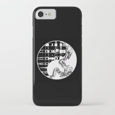 yin and yang iPhone 7 Slim Case