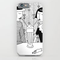 They Shared A Chocolate … iPhone 6 Slim Case
