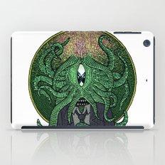 Eye of Cthulhu iPad Case