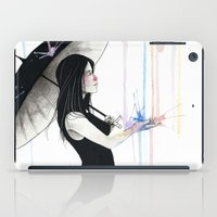 Pluviophile iPad Case