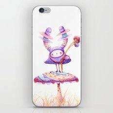 In The Land Of Magic Mushrooms iPhone & iPod Skin