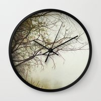 Escaping Into Your World Wall Clock