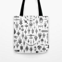 Jewels and Trinkets Tote Bag