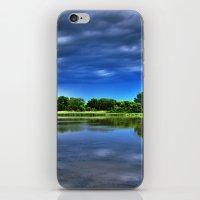 Rock Cut State Park - HDR iPhone & iPod Skin