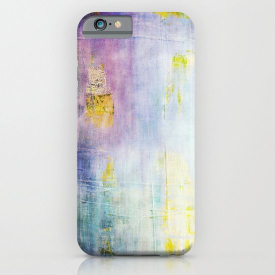 color grunge iPhone & iPod Case