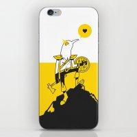 Weekend Warrior iPhone & iPod Skin