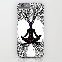 iPhone & iPod Case featuring Tree of Life by Art is Vast