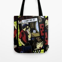I Can Do it! Tote Bag