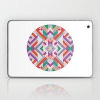 Geometric Circle Laptop & iPad Skin