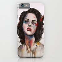 iPhone & iPod Case featuring Face Mapping by Bella Harris