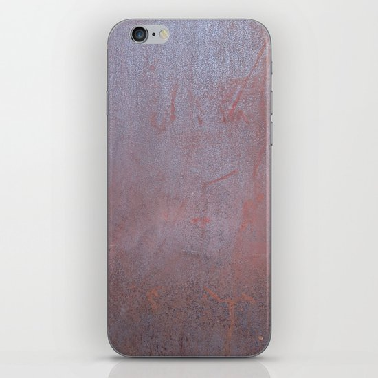 Rusty Sprinfield iPhone & iPod Skin