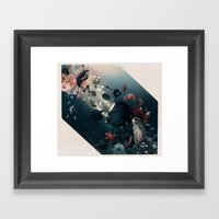 sliva Framed Art Print