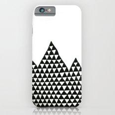 Triangle Peaks iPhone 6s Slim Case