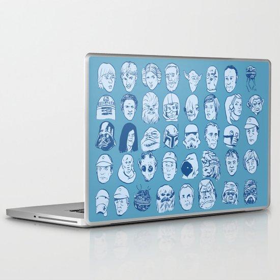 SWkrew Laptop & iPad Skin