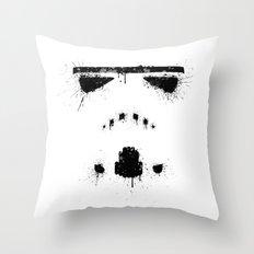Trooper Throw Pillow