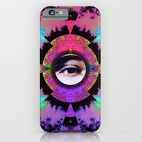 iPhone & iPod Case featuring Visionary Expansion by JustinPotts