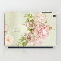 summer bouquet iPad Case
